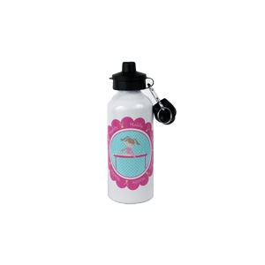 Gymnastics Personalized Water Bottle
