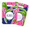 Fancy Flamingo's Personalized Luggage Tag