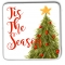 'Tis the Season Christmas Magnet