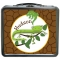 Cool Reptiles Personalized Boys Lunchbox