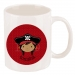 Pirate Face Mug {sold separately}