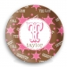 Personalized Kids Plate - Yippee Yay Cowgirl