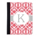 Trellis Print Personalized iPad Mini Folio Case