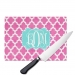 Moroccan Ikat Personalized Cutting Board