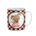 Puppy Boys Personalized Mug