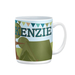 Camping Personalized Kids Mug
