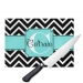 Chevron Personalized Cutting Board
