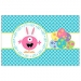 Bunny Monster Girls Personalized Placemat