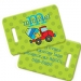 Mixer Boys Monogrammed Bag Tag